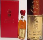 DE MARVAUT-40 Yeas Old-50ml. -(printing)