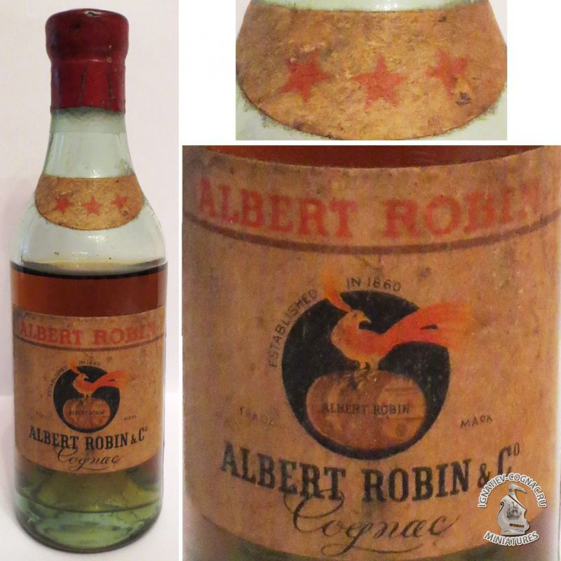ALBERT ROBIN -xxx (50ml) -1136