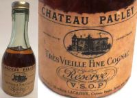CHATEAU PAULET -VSOP -(30ml.)-4806