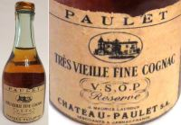 CHATEAU PAULET -VSOP -(50ml.)-4805