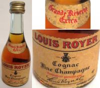 LOUIS ROYER-Extra-(5cl.)40% -4819