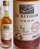 LE REVISEUR -VSOP-50ml. 40%-3730