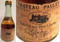 CHATEAU PAULET -VSOP -(50ml.)-4325