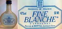 De Montal-BLANCHE-50ml.40%-3176
