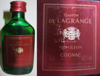 GASTON DE LAGRANGE-NAPOLEON-5cl.40%(пластик)-1723