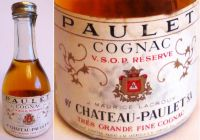 CHATEAU PAULET -VSOP-(30ml.)40% -4734