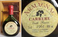 CARRERE-1961 -5cl.40% -3543