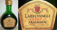 LARRESSINGLE -VSOP-30ml.40% -3193