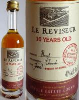 LE REVISEUR -10EARS OLD -50ml. 40% -3991
