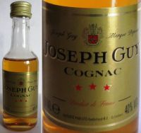 JOSEPH GUY-xxx -50ml.40% -(plastic) -4252