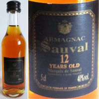 Sauval-12years old -5cl.40% -3527