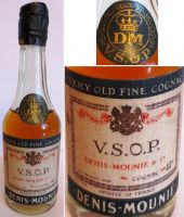 Denis Mounie -VSOP-DM-(50ml.)40% -4703