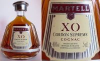 MARTELL-ХО CORDON SUPREME-5cl.40% -4136