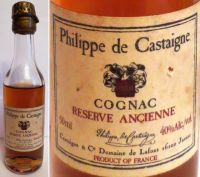 Philippe Castaigne -RESERVE ANCIENNE-50ml. 40%.-4619