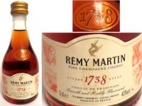 REMY MARTIN -1738-5cl.40% -0563
