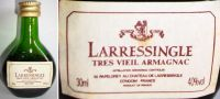 LARRESSINGLE-TRES VIEIL -30ml.40% -3391