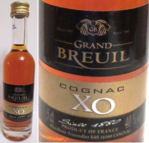 BREUIL GRAND-XO-5cl.40%.-5621