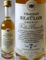 Chateau de BEAULON- 7 -50ml.40%-0371