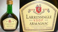 LARRESSINGLE -VSOP-50ml. -3107