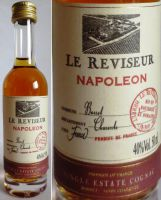 LE REVISEUR -NAPOLEON- 50ml. 40% -3992