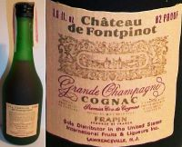 FRAPIN-CHATEAU FONTPINOT-1,6Oz.82PROOF.-2264