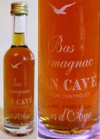 CAVE JEAN-Hors d`Age-50ml.40% -5336