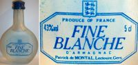 De Montal-BLANCHE-5cl.40% -3307