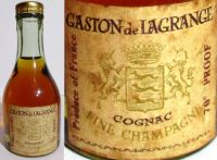 GASTON DE LAGRANGE-Fine-(30ml.)70proof.-6006