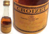 CROIZET-liqueur d`orange-(30ml.)40%-1559