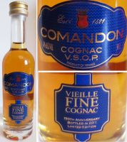COMANDON-VSOP -50ml.40% -3666