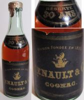 RENAULT- 30 ANS RESERVE -(50ml.)-6015