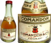 COMANDON-xxx -(50ml.)40%(крышка)-5873
