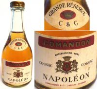 COMANDON -NAPOLEON -40%(50ml.)-4444